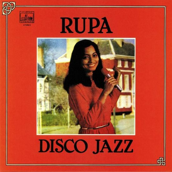 Rupa: Disco Jazz: Limited Edition Green Vinyl