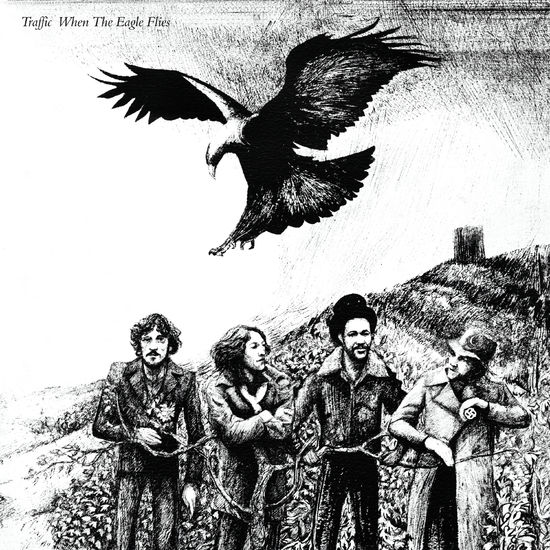 Traffic: When The Eagle Flies: Vinyl Reissue