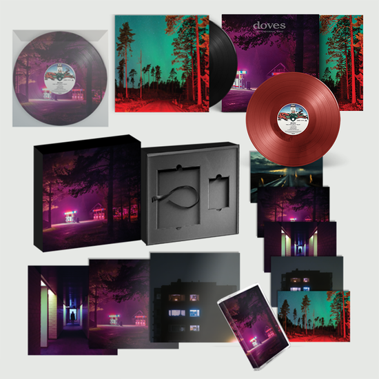 Doves: The Universal Want: Signed Vinyl Completist Bundle