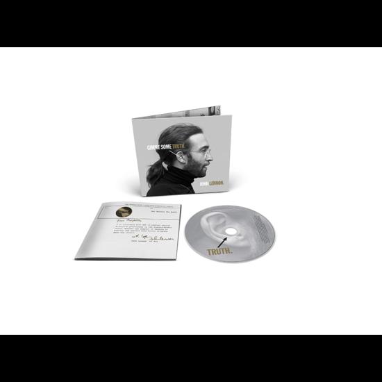 John Lennon: GIMME SOME TRUTH. CD