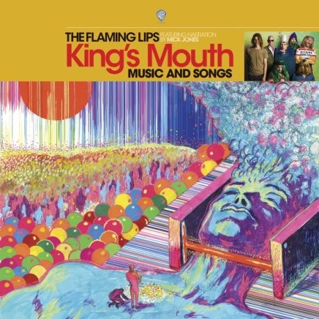 The Flaming Lips: King's Mouth: Limited Edition Gold Vinyl [RSD 2019]