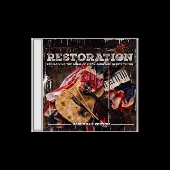 Elton John: Restoration CD