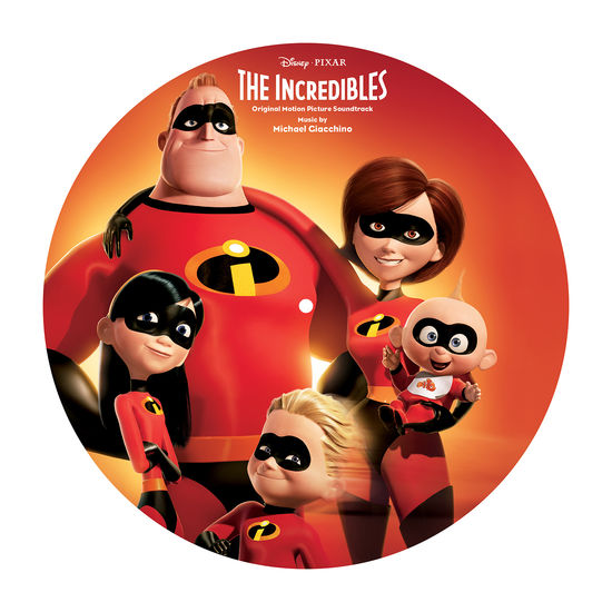 Michael Giacchino: The Incredibles: Picture Disc