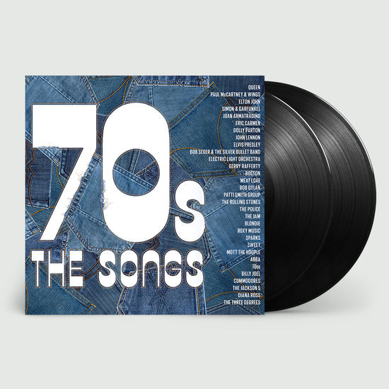 Various Artists: 70s: The Songs: 2LP