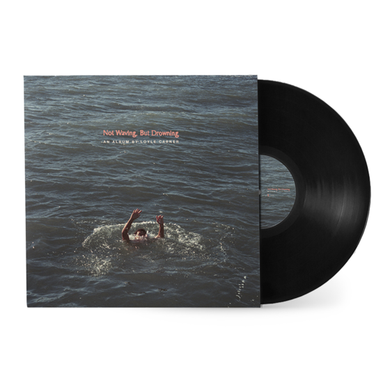 Loyle Carner: Not Waving, But Drowning LP