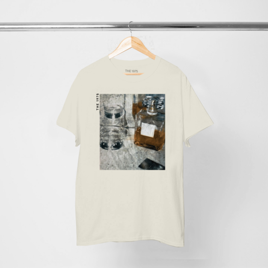 The 1975: DECANTER T-SHIRT