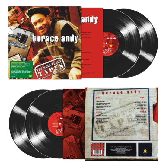 Horace Andy: The King Tubby Tapes: Limited Edition Vinyl 2LP