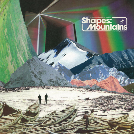 Various Artists: Shapes: Mountains: Transparent Green Vinyl