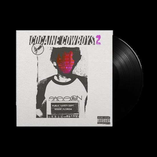 Benny The Butcher & 38 Spesh : Cocaine Cowboys 2: Black Vinyl LP