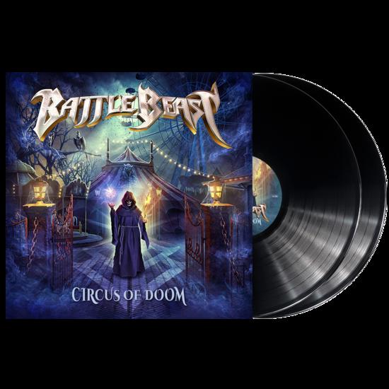 Battle Beast: Circus Of Doom: Black Vinyl 2LP