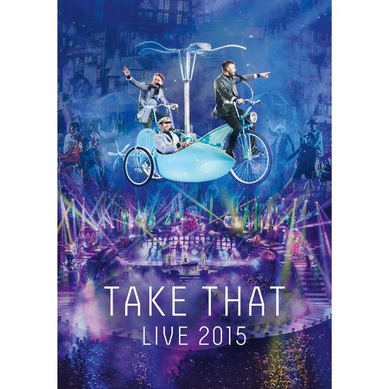 takethat: LIVE 2015 DVD