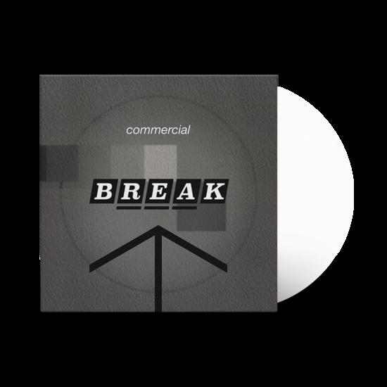 Blancmange: Commercial Break: White Vinyl LP