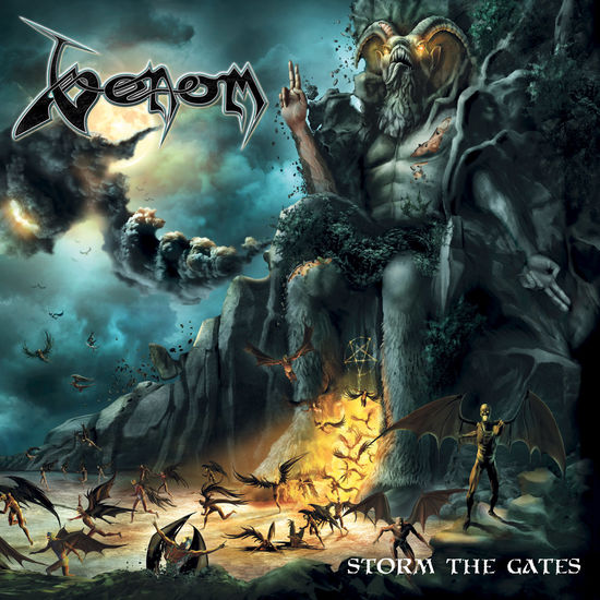 Venom: Storm The Gates Coloured Vinyl