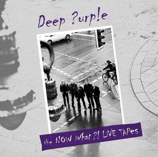 Deep Purple: The NOW What?! Live Tapes (2 LP Vinyl for 13 bonus tracks)