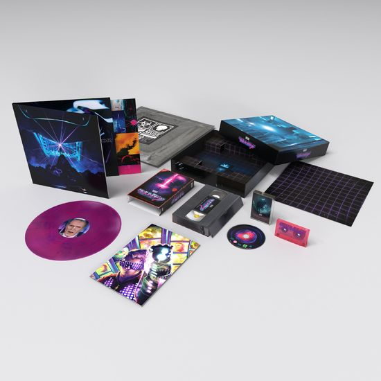 Muse : Simulation Theory: Deluxe Colour Vinyl Box Set