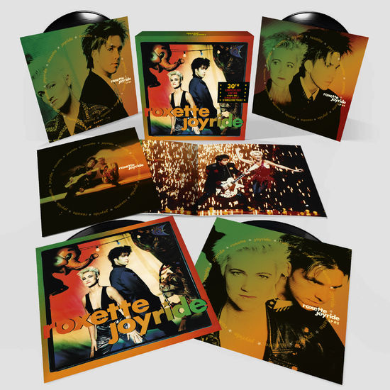 Roxette: Joyride - 30th Anniversary: Limited Edition 4LP