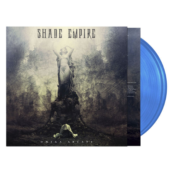 Shade Empire: Omega Arcane  Transparent Blue Vinyl