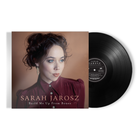 Sarah Jarosz: Build Me Up From The Bones: LP