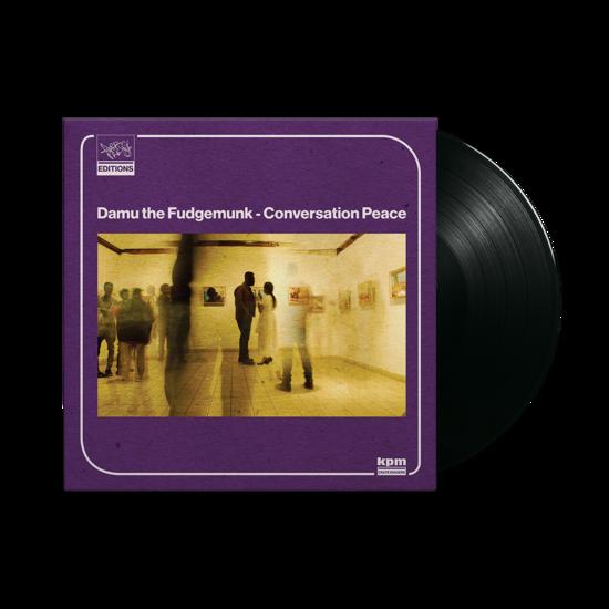 Damu The Fudgemunk : Conversation Peace: Black Vinyl LP