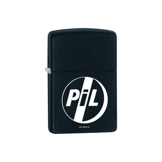 Public Image Limited: PIL Logo Lighter