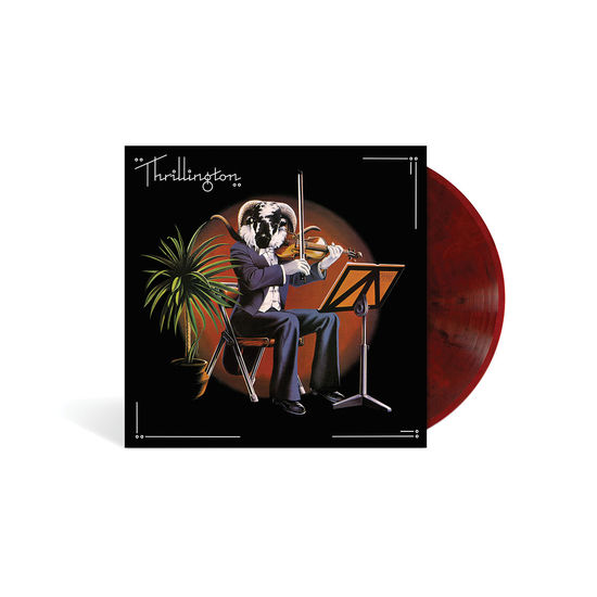 "Percy ""Thrills"" Thrillington: Thrillington Limited Edition - Marbled LP"