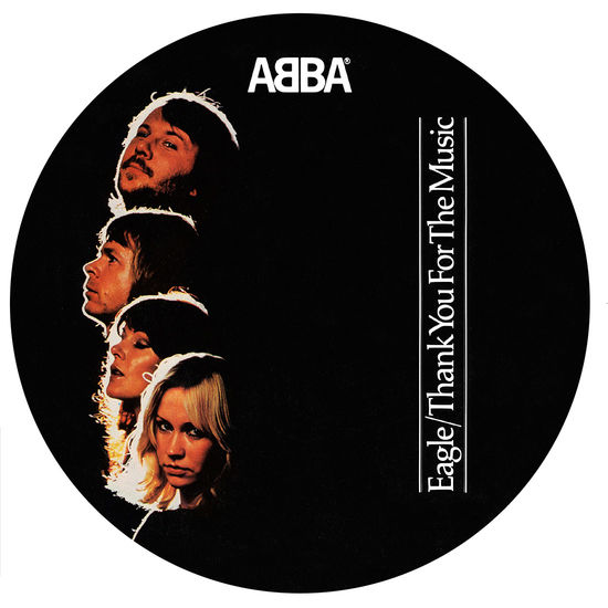 Abba: Eagle/Thankyou For The Music (Picture Disc)