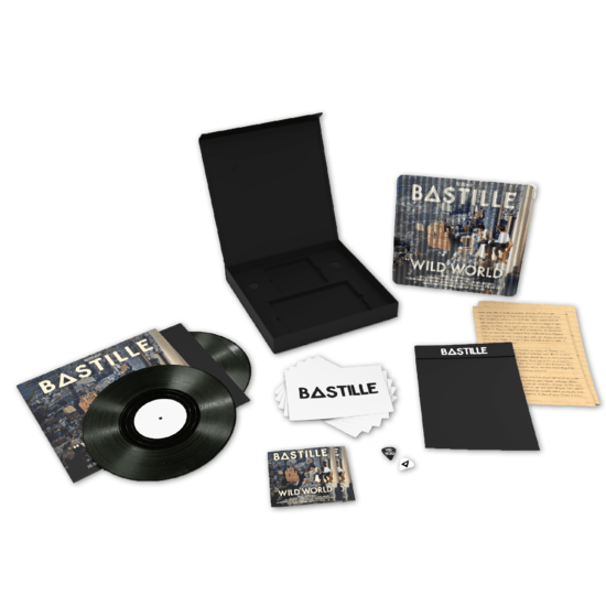 Bastille: Limited Edition Wild World Collectors Edition