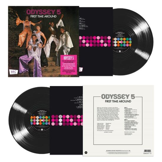 Odyssey 5: First Time Around (140g Black Vinyl)