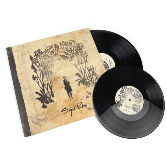 Sigur Ros: Takk... Limited Edition Triple Vinyl