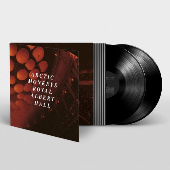 Arctic Monkeys: Live At The Royal Albert Hall: Gatefold 180gm Double Vinyl