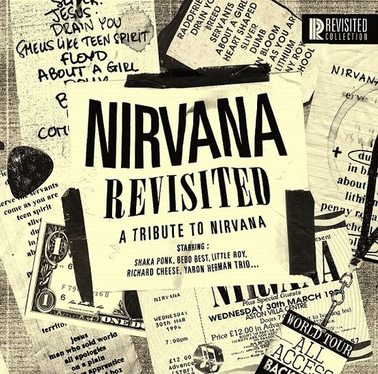 Various Artists: Nirvana Revisited [Wagram Series]