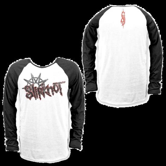 Slipknot: Flag Baseball Raglan T-Shirt