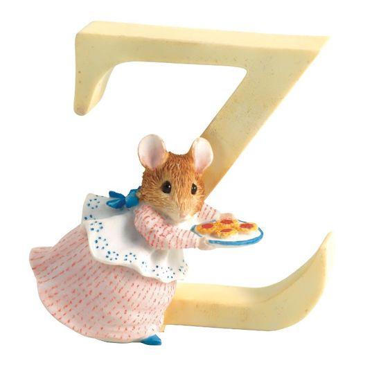 Peter Rabbit: Alphabet Letter Z - Appley Dapply
