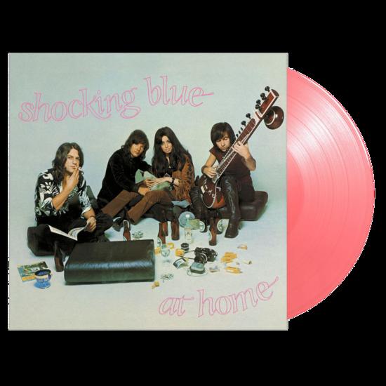 Shocking Blue: At Home: Limited EditionPink Coloured Vinyl LP
