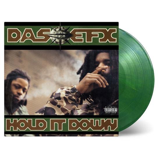 Das EFX: Hold It Down: Green Marbled Vinyl
