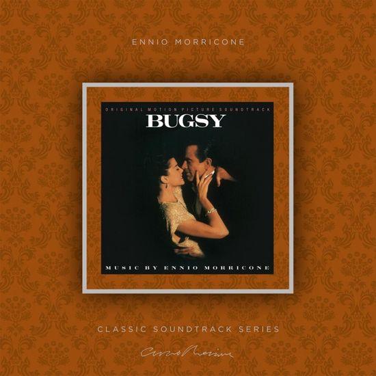 Ennio Morricone: Bugsy OST - Transparent Vinyl