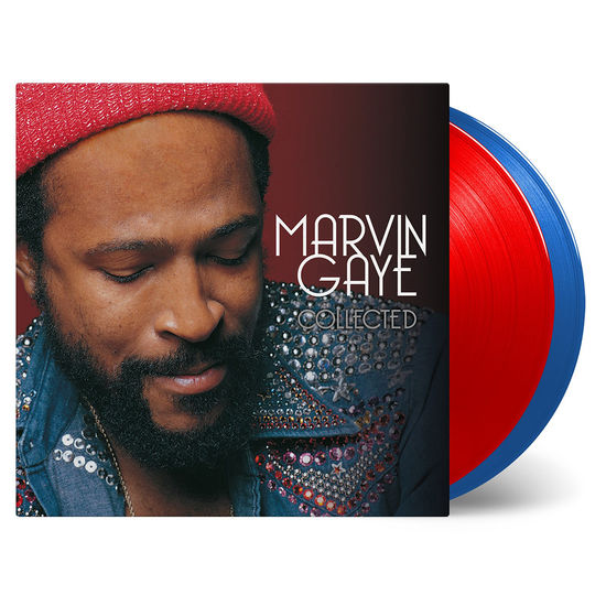 Marvin Gaye: Collected: Limited Edition Red and Blue Vinyl