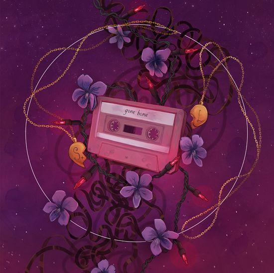 Chris Remo: Gone Home: Lavender Dawn Coloured Vinyl LP