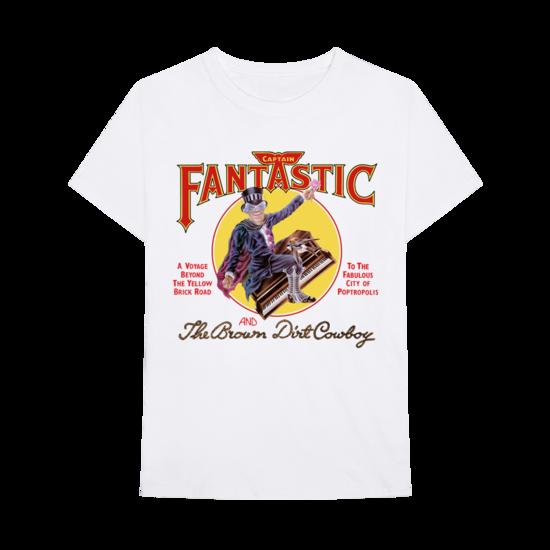 Elton John: Captain Fantastic T-Shirt
