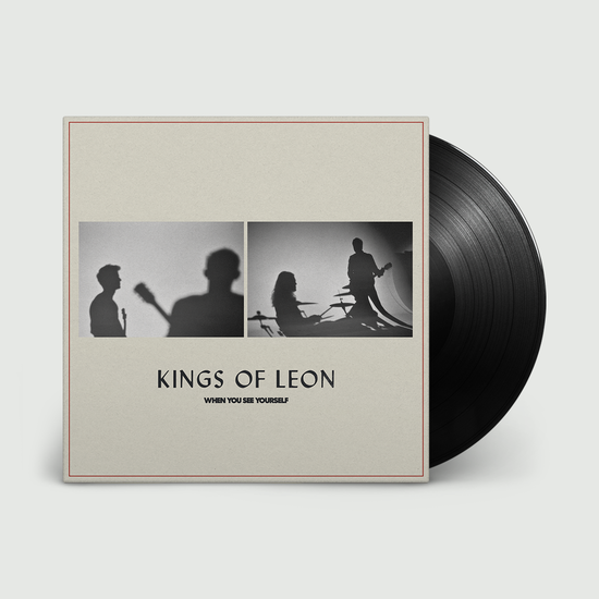 Kings Of Leon: When You See Yourself: Black Vinyl