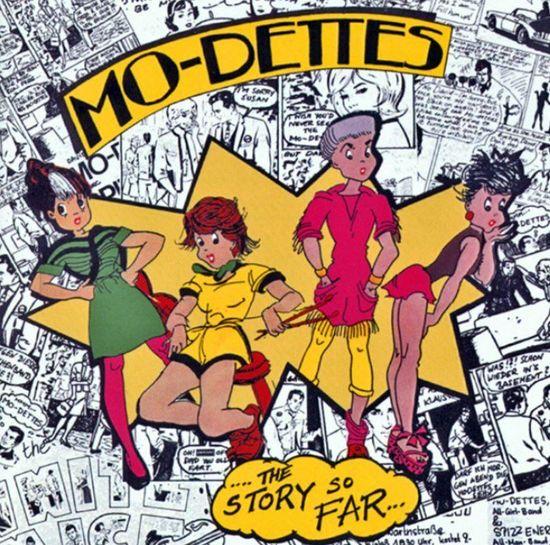 The Mod-Ettes: The Story So Far: Double Heavyweight Vinyl [RSD 2019]