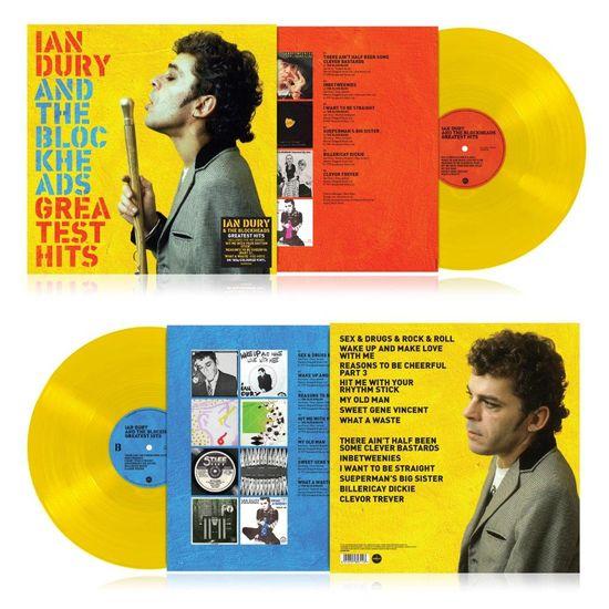 Ian Dury & The Blockheads: Greatest Hits: Limited Edition Yellow Vinyl