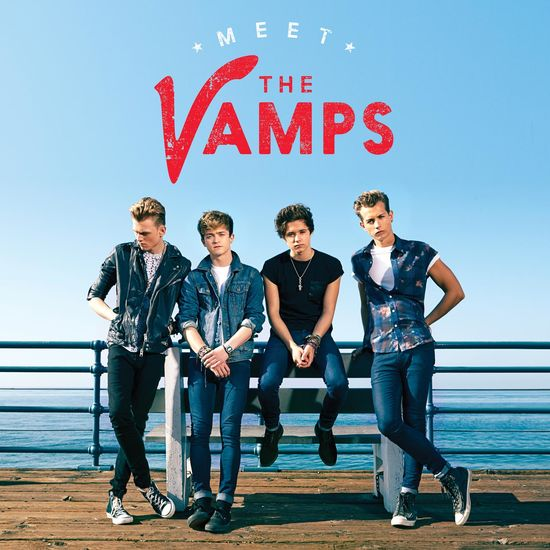 The Vamps: Meet The Vamps Slip Sleeved CD