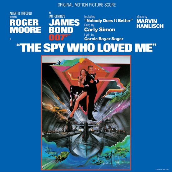 Various Artists: The Spy Who Loved Me