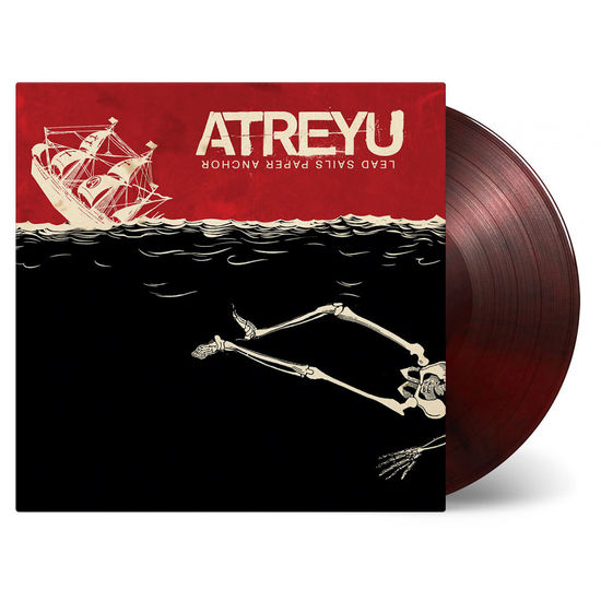 Atreyu: Lead Sails Paper Anchor: Limited Edition Coloured Vinyl