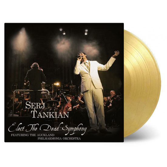 Serj Tankian: Elect The Dead Symphonies: Limited Edition Gold Vinyl