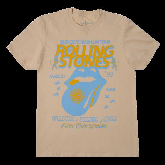 The Rolling Stones: Bridges To Babylon '98 Tour T-Shirt