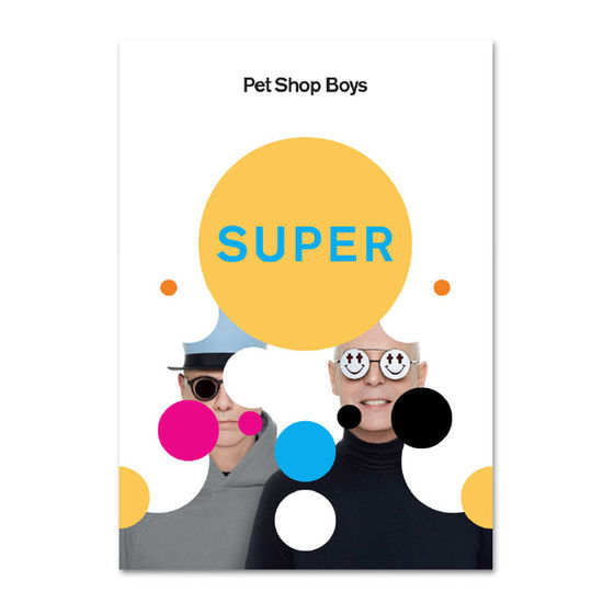 Pet Shop Boys: Super Tour Poster
