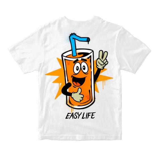Easy Life: squeezy life tee