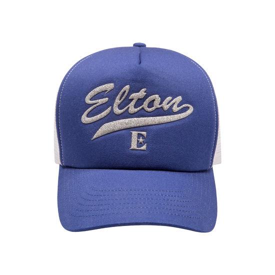 Elton John: Elton John Blue Cap